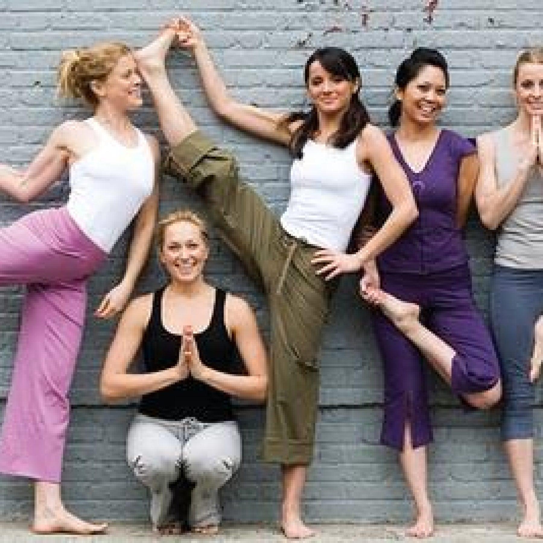 Teen Yoga 2